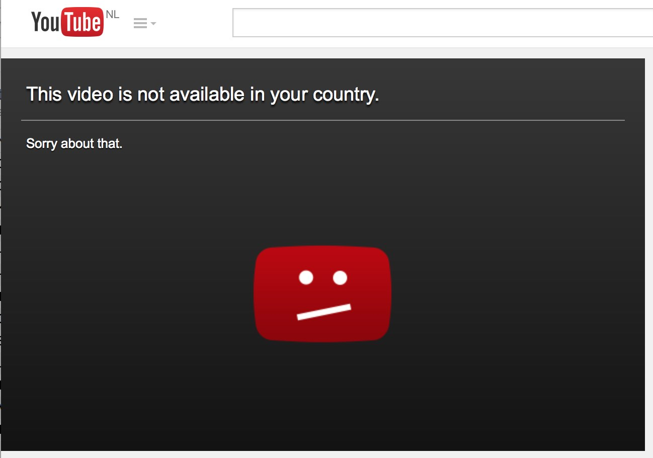 This video is not available in your country. Sorry about that.