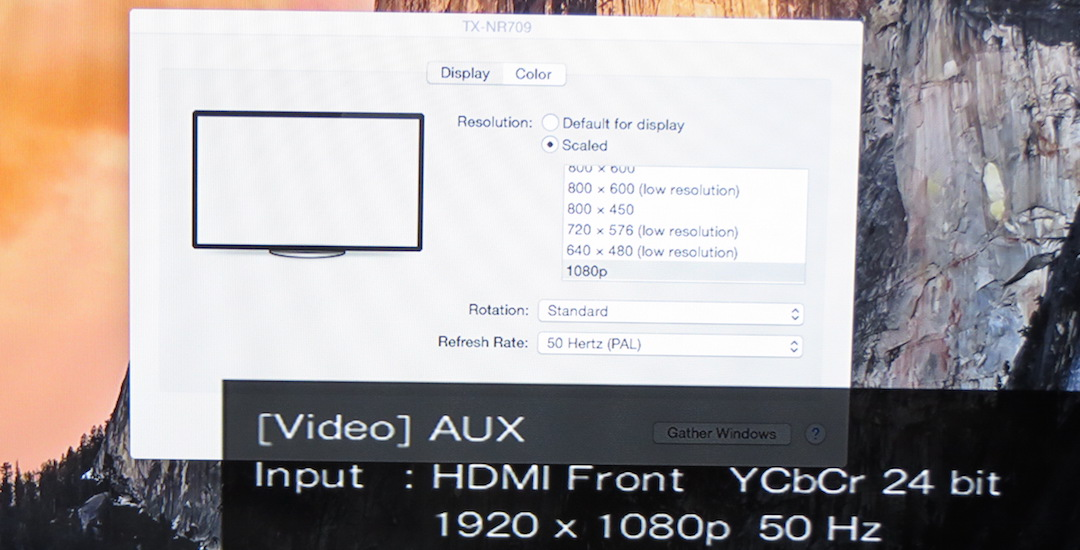 Using a Dell P2415Q 4k monitor with a 2013 MacBook Pro